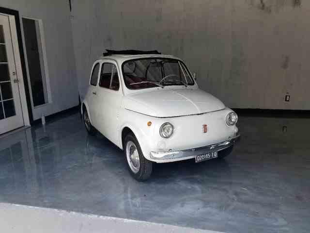 1970 Fiat 500L | 986801