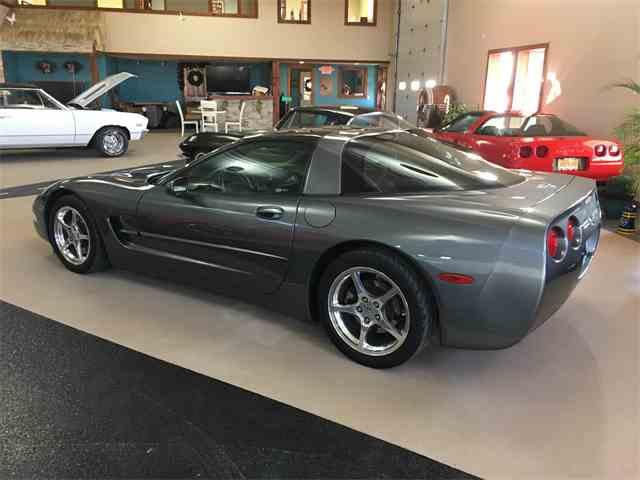 2003 Chevrolet Corvette | 986803
