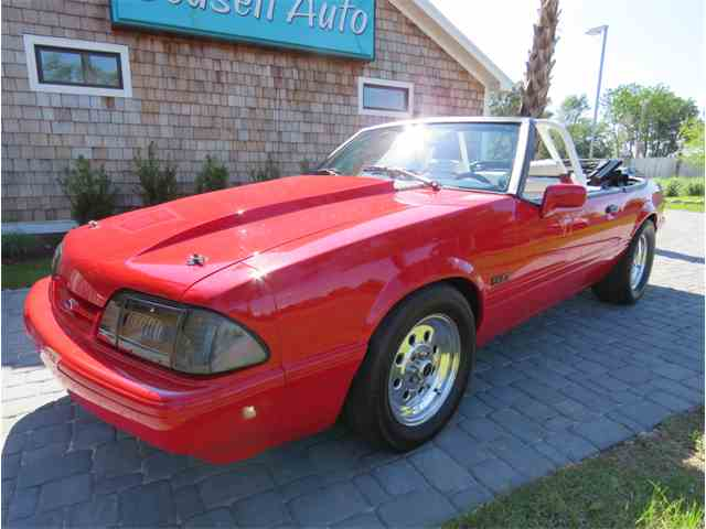 1990 Ford Mustang LX | 986804