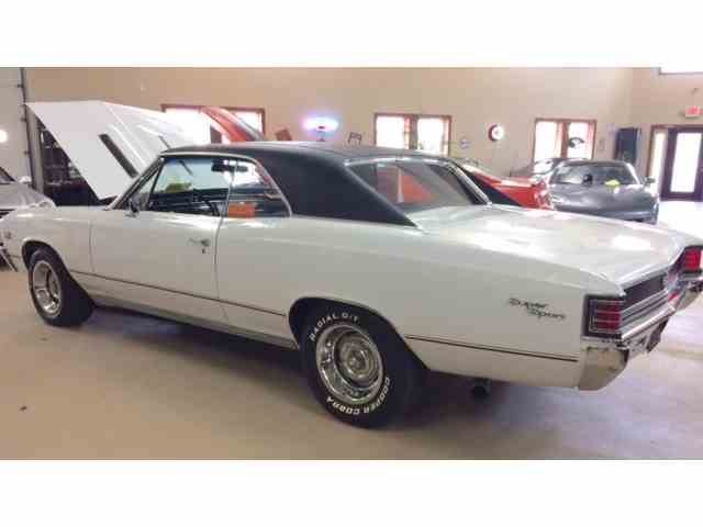 1967 Chevrolet Chevelle | 986805