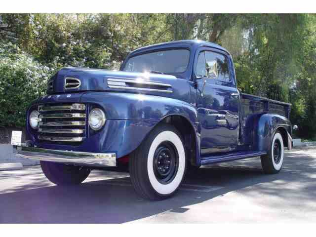 1950 Ford F3   986816
