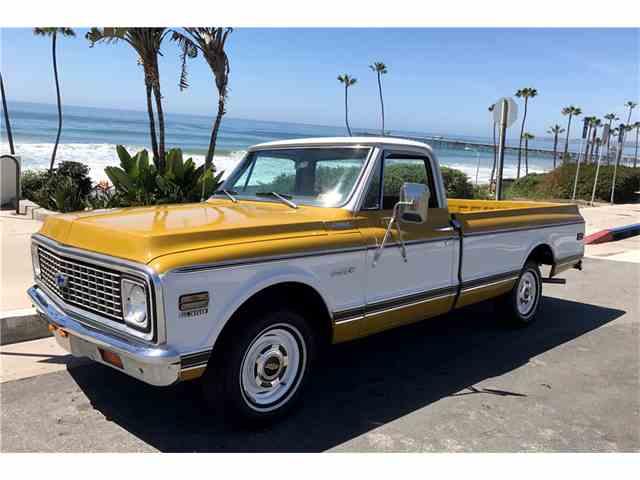 1971 Chevrolet Cheyenne | 986817