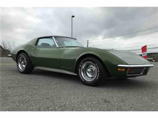 1972 Chevrolet Corvette | 986818