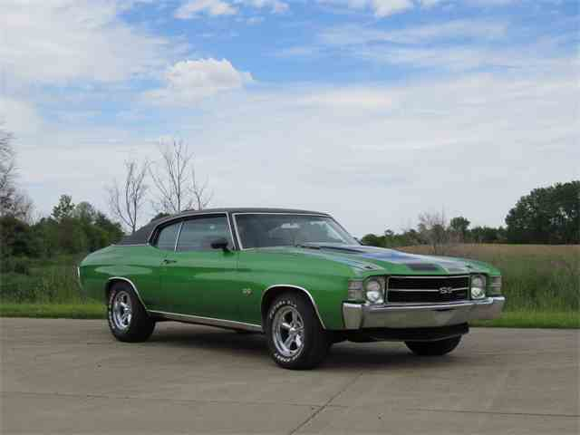 1971 Chevrolet Chevelle | 986820