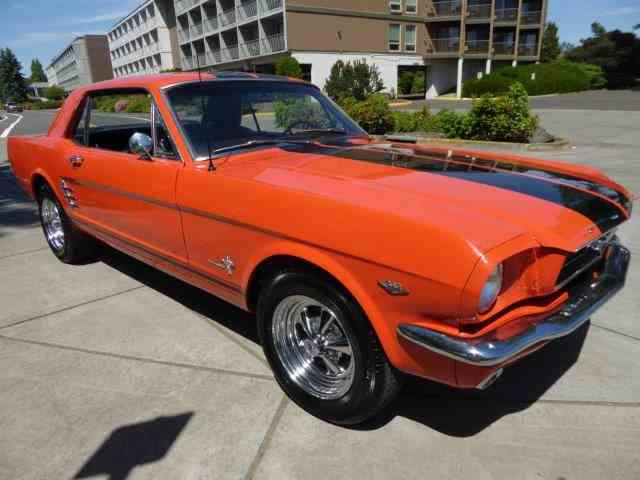 1966 Ford Mustang | 986824