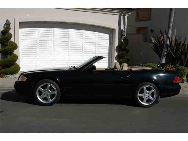 2001 Mercedes-Benz SL500 | 986826