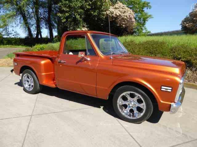 1972 Chevrolet Stepside | 986827