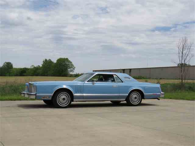 1979 Lincoln Continental Mark V | 986828