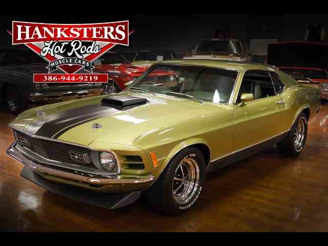 1970 Ford Mustang | 980683