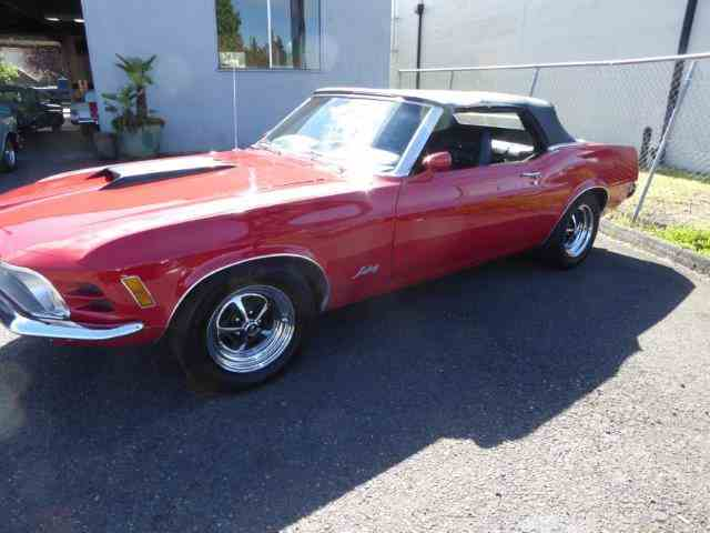1970 Ford Mustang | 986831