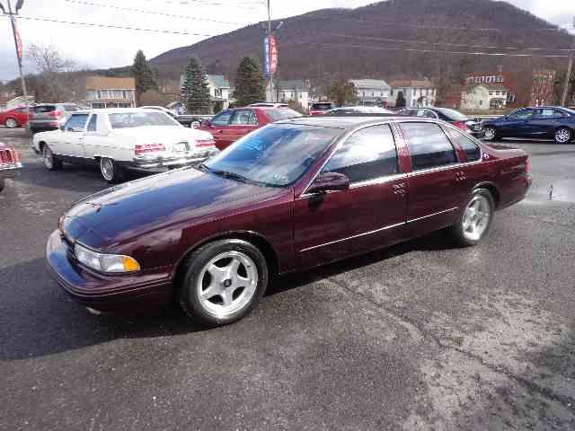 1995 Chevrolet Impala SS | 986836