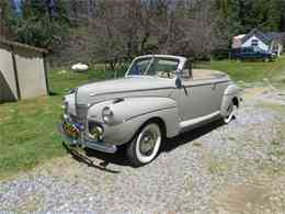 1941 Ford Super Deluxe for Sale - CC-986837