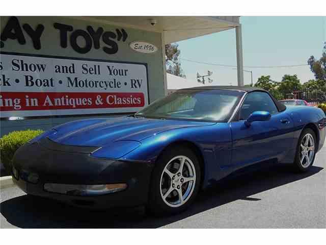 2003 Chevrolet Corvette | 986850