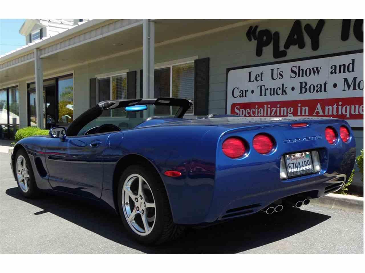 Large Picture of '03 Corvette - L5GI