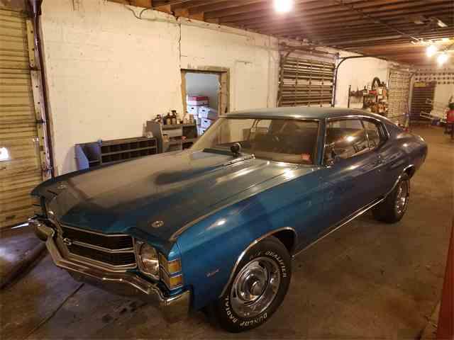 1971 Chevrolet Chevelle SS | 986854