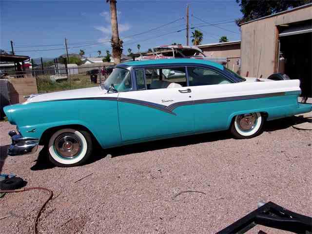 1956 Ford Fairlane Victoria | 986857