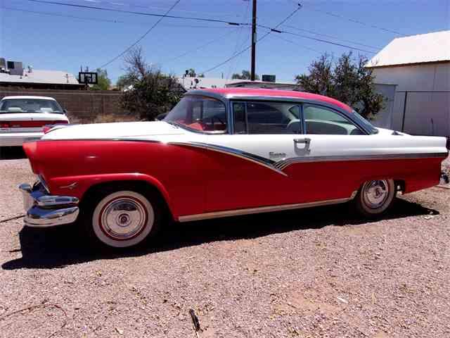 1956 Ford Fairlane Victoria | 986862
