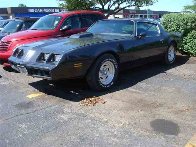 1979 Pontiac Firebird Trans Am | 986865