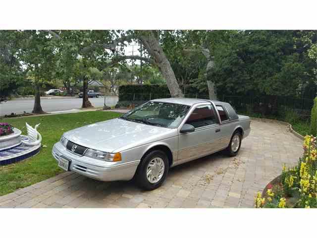 1992 Mercury Cougar | 986867