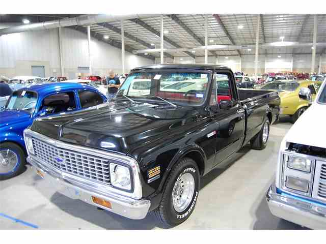 1971 Chevrolet C/K 10 | 986881