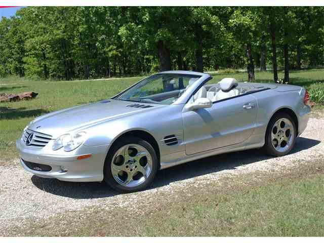 2003 Mercedes-Benz SL500 | 986889