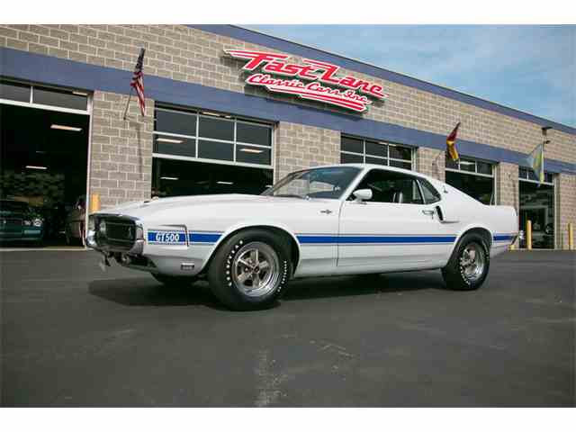 1969 Ford Mustang | 980689