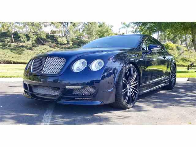 2007 Bentley Continental | 986895