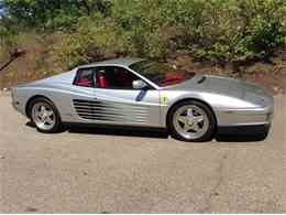 1989 Ferrari Testarossa for Sale - CC-986910