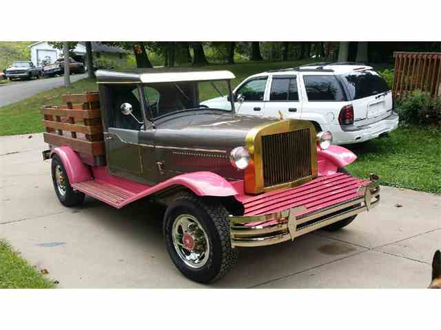 1932 Diamond T Pickup custom | 986914