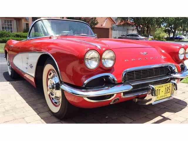 1961 Chevrolet Corvette | 986918