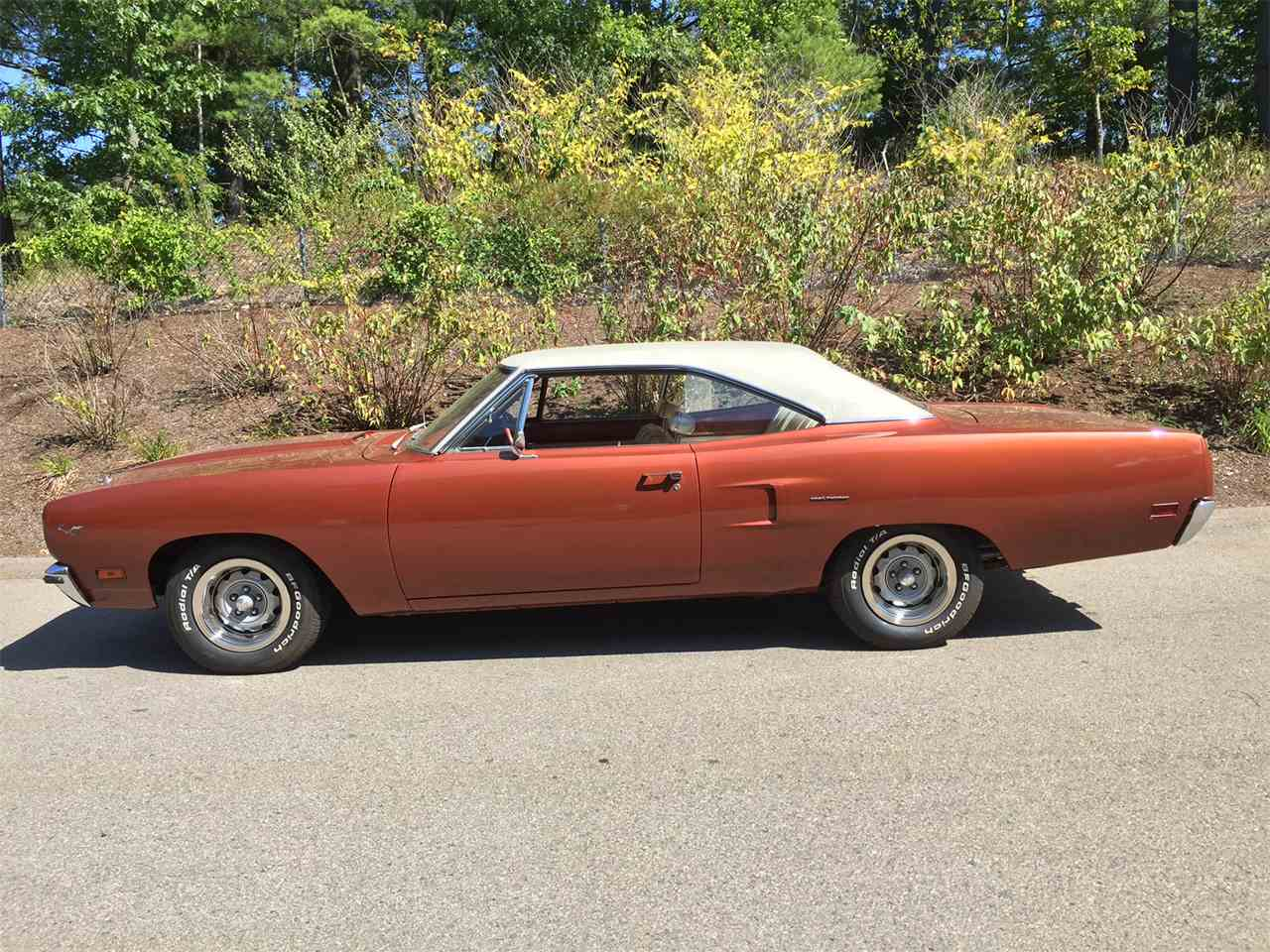 1970 plymouth road runner for sale cc 986919. Black Bedroom Furniture Sets. Home Design Ideas