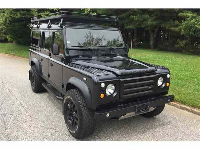 1998 Land Rover Defender | 986921