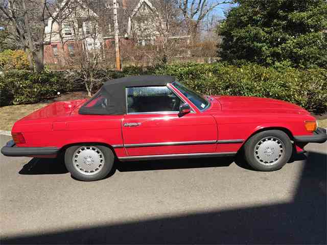 1988 Mercedes-Benz 560SL | 986924