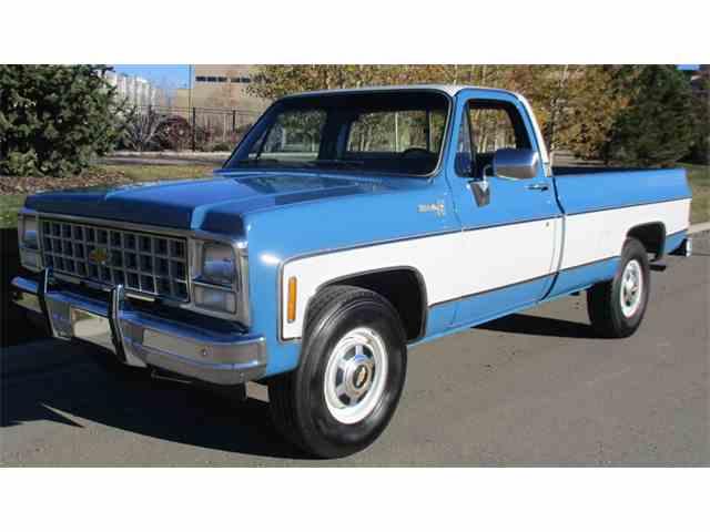 1980 Chevrolet C/K 20 | 986926