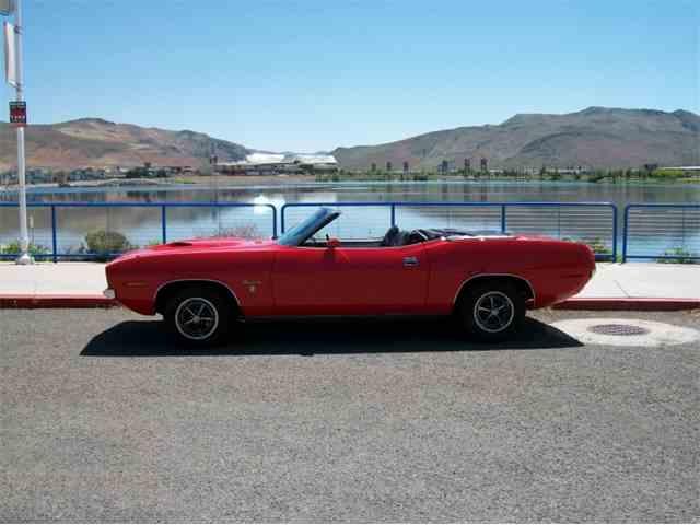 1970 Plymouth Barracuda | 986937