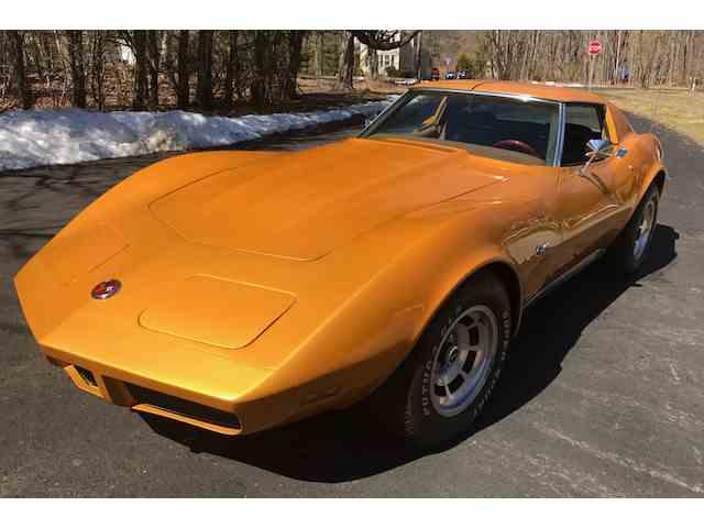 1973 Chevrolet Corvette | 986941