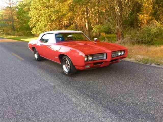1969 Pontiac GTO | 986942
