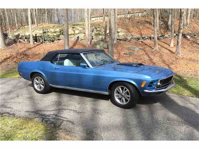 1970 Ford Mustang | 986943