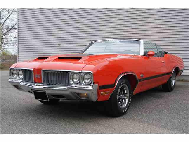 1970 Oldsmobile 442 | 986944