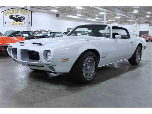 1971 Pontiac Firebird Formula | 986947