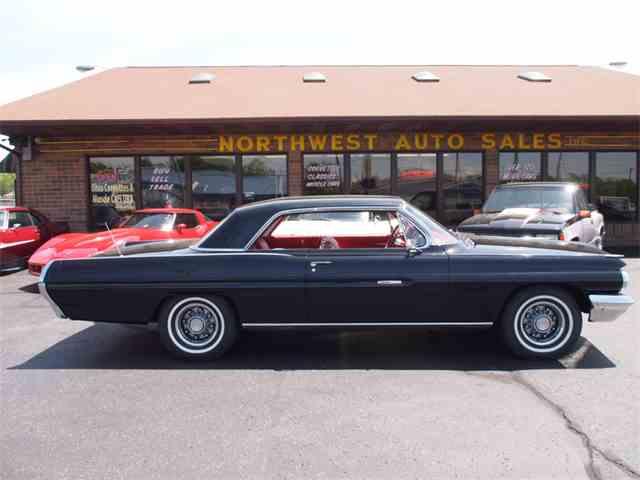 1962 Pontiac Grand Prix | 986948