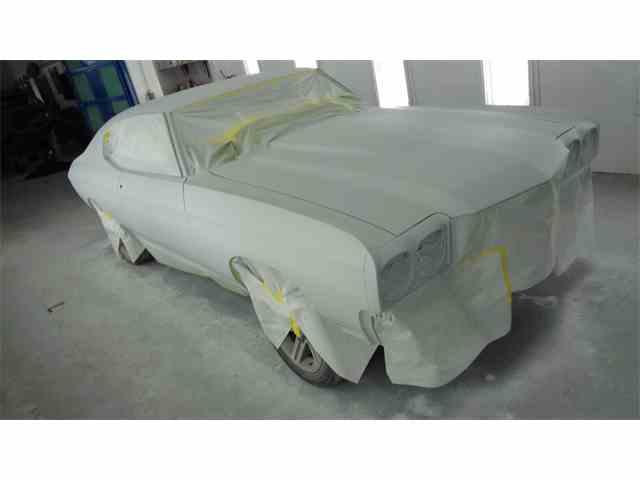 1970 Chevrolet Super Sport Chevelle | 980695