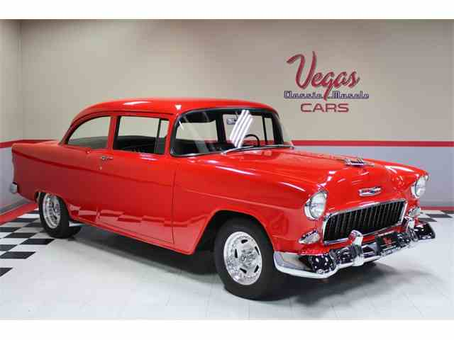1955 Chevrolet 2-Dr Coupe | 986952