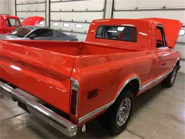1967 Chevrolet C/K 10 | 986957