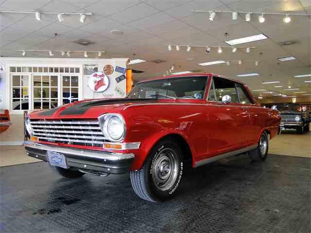 1963 Chevrolet Nova | 986960