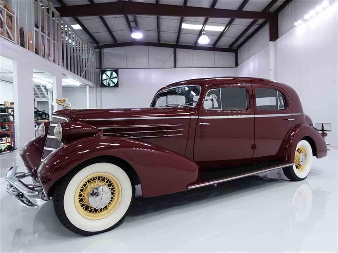 1934 Cadillac Town Sedan For Sale Classiccars Com Cc