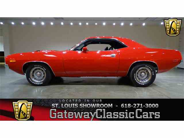 1972 Plymouth Barracuda | 986966