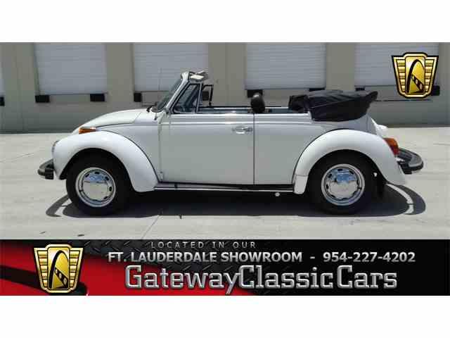 1978 Volkswagen Beetle | 986972