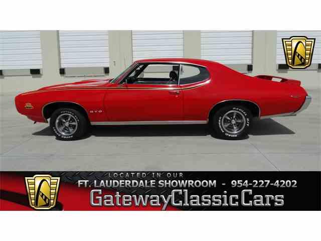 1969 Pontiac GTO | 986973