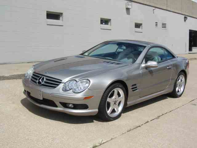 2003 Mercedes-Benz SL500 | 986974